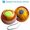 Нормальный шарик запястья руки шарика силы с светами СИД и массажем магнита (WB286L)