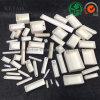 Crogiolo di ceramica dell'allumina di alluminio poco costosa prefabbricata cinese del fornitore