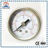 Preiswertestes Edelstahl-Metallhaltbares axiales Montage-Manometer