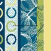 100%Polyester cc Pigment&Disperse a estampé le tissu pour le jeu de literie