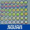 De Aangepaste Zelfklevende anti-Valse Sticker van uitstekende kwaliteit van het Hologram van het Certificaat van het Etiket