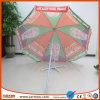 Professioneller fester Strandsun-Farbton-Regenschirm