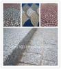Lo sputo naturale/ha veduto che tagliare/Bush martellato/personalizza il bordo del granito di formato/la pavimentazione/pietra ciottolo/del cubo per l'abbellimento/pavimentare/parcheggio/strada privata