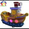 Passeios do Kiddie da aventura do mar profundo de máquina de jogo de Opearted da moeda do divertimento