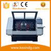 Perforatrice di CNC del PWB dei due assi di rotazione