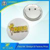 専門家はあらゆるロゴデザインの金属の錫ボタンのバッジをカスタマイズした