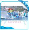 Parque de flutuação inflável da água para a venda