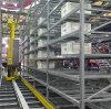 Système de stockage automatique avec logiciel de logistique