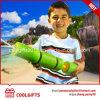 2017 Summer Toy EVA Foam Beach Toy Pump Arma de água pistola de água