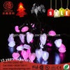 Forme de coeur blanc LED Fairy Chaîne de lumière pour la décoration de mariage