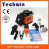 Colleuse de fibre optique de fibre optique de FSM de Techwin de colleuse automatiquement de colleuse intelligente de fusion avec la haute machine de épissure de la précision Tcw605