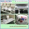 Holiauma 2017 2 cabeças novas computarizou a máquina do bordado do vestuário para a utilização comercial e industrial