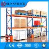 Cremalheira industrial da pálete do armazenamento do armazém seletivo do fornecedor de China