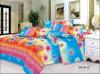 Poly/Katoenen Hoogtepunt - het Textiel Geplaatste Beddegoed Van uitstekende kwaliteit van het Huis van de grootte/het Blad van het Bed
