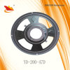 Alta calidad de la trama de 8 pulgadas altavoz de hierro piezas -Ponente