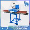 Máquina hidráulica barata de la prensa del calor del formato grande para la camiseta