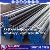 Pipes en acier sans joint laminées à chaud de carbone de la pente B d'ASTM A53 ASTM A106