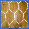 ワイヤー網のGabionの六角形網