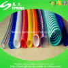 Boyau de jardin tricoté par PVC de qualité