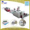 Usine de panneau de plafond en PVC d'alimentation directes Corner House Profil Machine d'extrusion de plastique décoratif