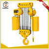 Modèle fixe 7,5T palan électrique à chaîne pour la vente en Chine Populaire