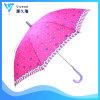La conception de dessins animés parapluie avec rose pour les enfants d'impression