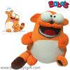 Animais de pelúcia personalizado Leco Cat brinquedo com pt71 Marcação Certificado ASTM