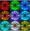 Wasserdichtes 5050SMD auf lager RGB LED Streifen-Licht des besten Preis-