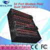 64 Puerto USB Modem GSM piscina de SMS a granel Envío