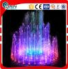 Fontaine extérieure de flottement de modèle de danse de l'eau