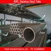 Tubo de aço inoxidável AISI 409 para sistema de exaust Automóvel