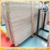 Белая деревянная мраморный оптовая продажа сляба и плитки