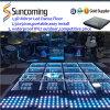 3D diodo emissor de luz infinito ao ar livre Dance Floor para o estágio