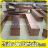 Customed Oudoor annonçant la lettre de l'acier inoxydable 3D en métal signent dedans le bon prix