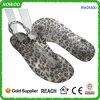 Sandalias de las muchachas de la manera de la comodidad bonita del leopardo las últimas
