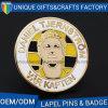 Emblema barato do metal da fonte chinesa da fábrica, Pin do Lapel, emblema