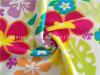 Nieuw! De bloemen Stof van Spandex Swimwear van Af:drukken Nylon