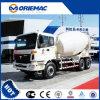 HOWO Vrachtwagen van de Concrete Mixer van het Merk 371HP de Kleine