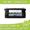 Navigazione di multimedia DVD GPS dell'automobile con Android4.0 per BMW E46 (EW801)
