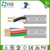 Norme japonaise 300V 2 Core 0.75sq 2x0.75mm2 Vctf câble métallique