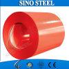 Tira de aço de aço pintada revestida cor da bobina PPGI