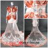 Vestido de partido/vestido de casamento curtos (F-169)
