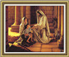 Het Schilderen van de kunst de Decoratie van de Woonkamer