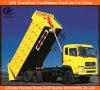 Dongfeng 30ton Front Tipping Tipper Truck 10 Wheels Dump Truck