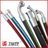 Boyau hydraulique de tresse de petit Ben radius flexible à haute pression de SAE J517 2sc