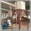 Trémie stockage en acier inoxydable pour sécher les matières premières