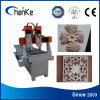 Mini router di CNC Wood Working per Jade Marble Wood Ck6090