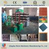 Automático de control PLC de la máquina de mosaico de goma