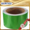防火効力のある反射テープライムグリーン反射テープ