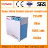 Compresor de aire sin aceite mudo estupendo (TW5503S)
